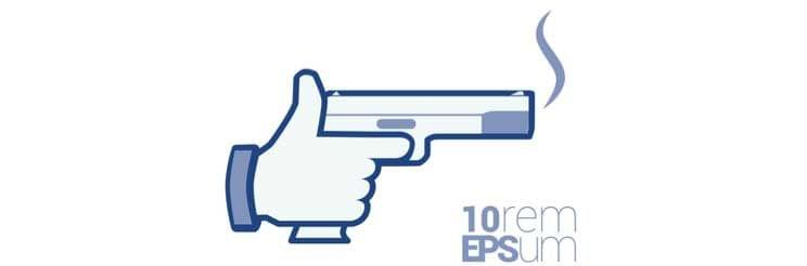 Facebook As a giant online weapons market