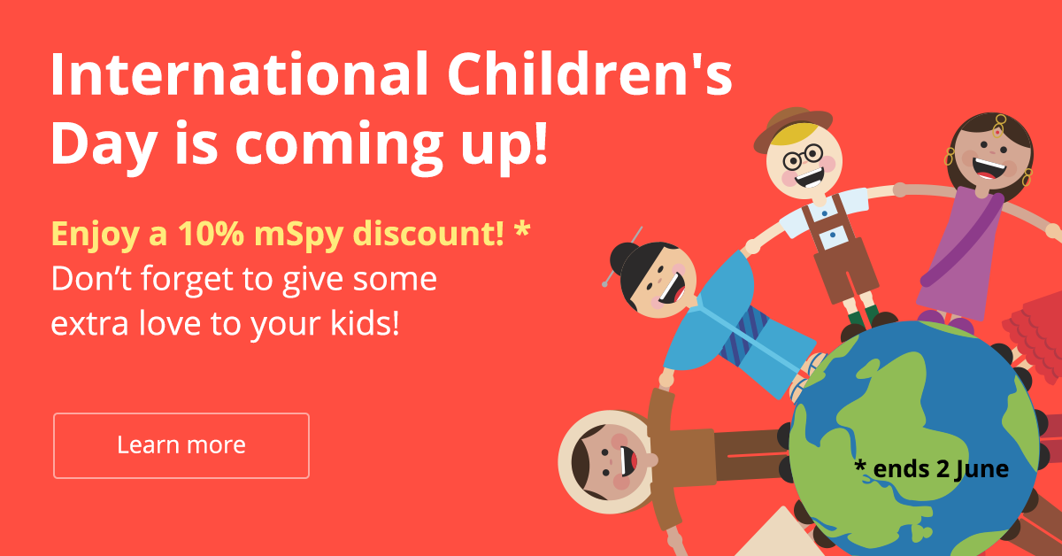 Enjoy 10% Off for International Children's Day!