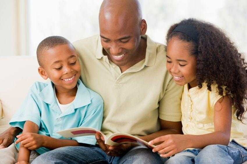 Shared reading increases kids' school productivity