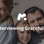 mSpy interviewing grateful parents