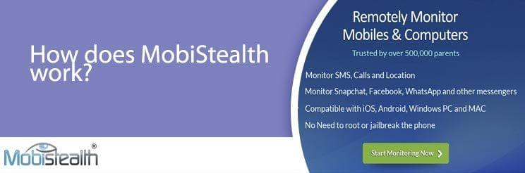 How does MobiStealth work?