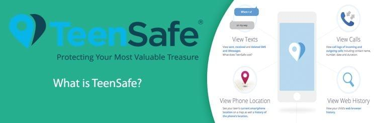 What is TeenSafe?