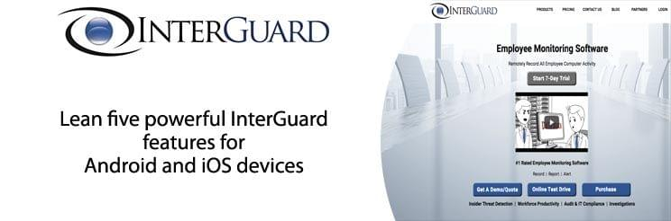 InterGuard review: can it be replaced with the mSpy app?