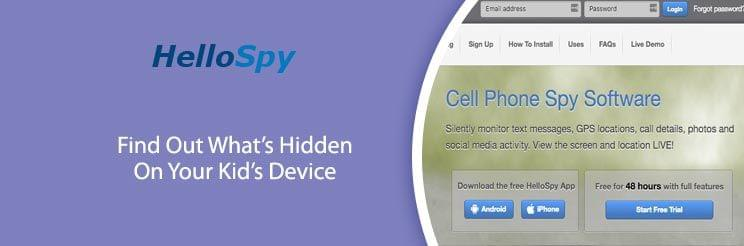 HelloSPY Review: Find Out What's Hidden On Your Kid's Device