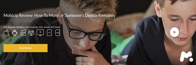 Mobicip Review: How To Monitor Someones Device Remotely