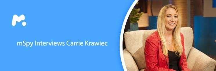 mSpy Interviews Carrie Krawiec, expert in individual, couple, family therapy